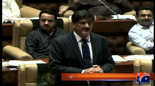 CM Sindh stands by anti-NAB bill