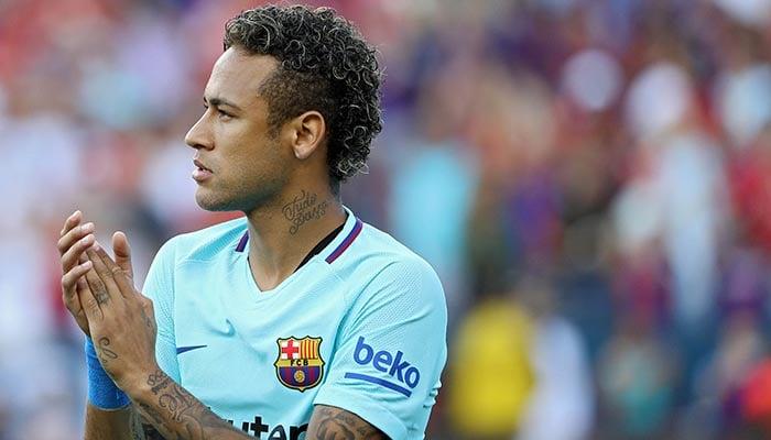 Gerard Pique explains cryptic Neymar tweet amid PSG transfer speculation