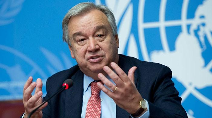 UN chief concerned about risk of escalating violence in Jerusalem