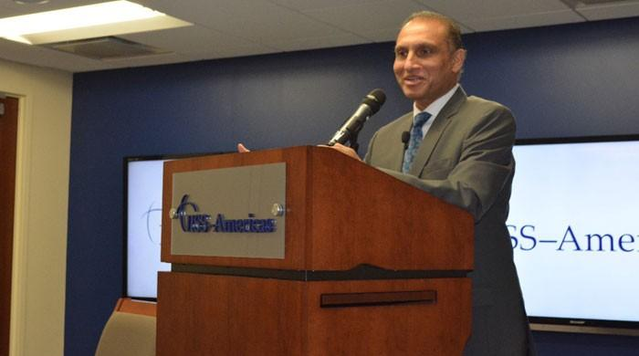 Blaming Pak for security incidents inside Afghanistan 'unhelpful': Aizaz Chaudhry