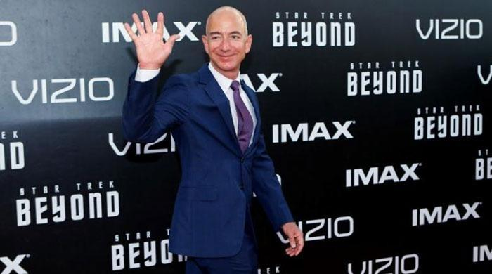 Amazon´s Jeff Bezos becomes world´s richest person