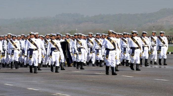 Three commodores of Pakistan Navy promoted to rear admiral rank
