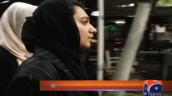 Khadija Siddiqui`s DNA report presented in court 27-July-2017