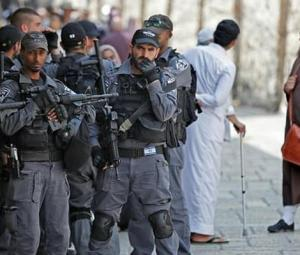 No entry to Jerusalem holy site before inspection: Muslim official