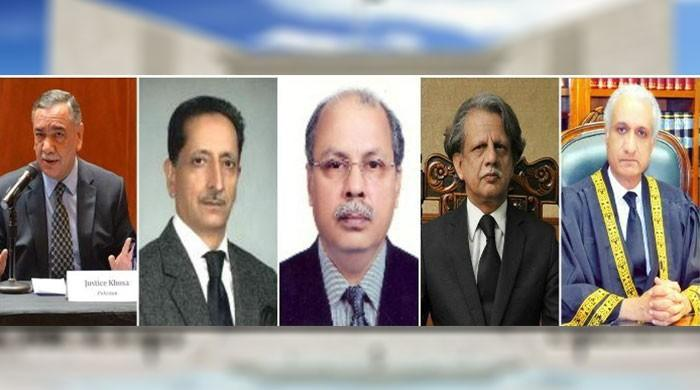 Meet the five-member bench behind the Panama Papers verdict