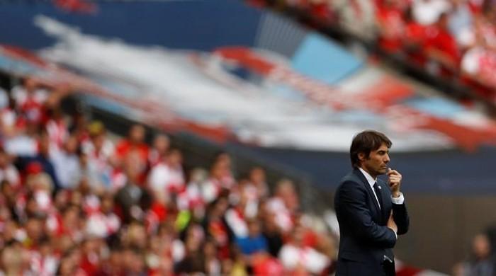 Conte questions Tottenham's ambition