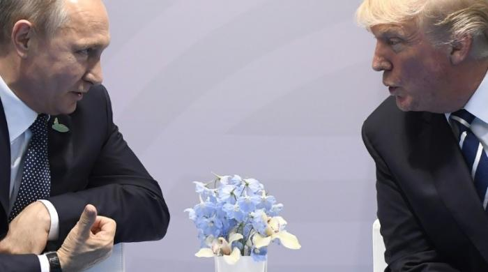 Trump could seek ´tougher´ Russia sanctions; Putin threatens retaliation