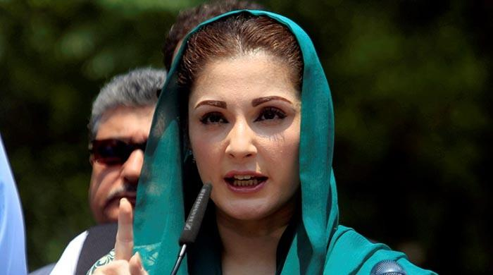 Today will pave the way for Nawaz Sharif's resounding victory in 2018: Maryam