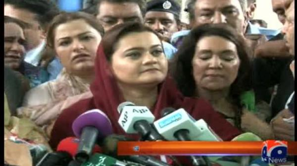 Nawaz Sharif continues to rule people's hearts: Marriyum Aurangzeb