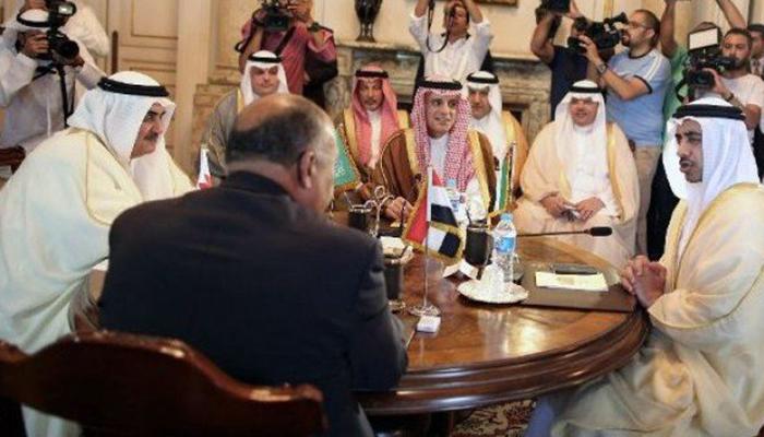 Arab meet