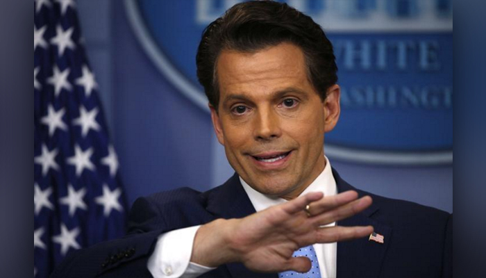 Anthony Scaramucci Out as Trump's Communications Director After Only 10 Days