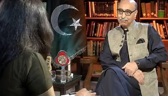 Abdul Basit rejects Indian allegations against Hurriyat leadership