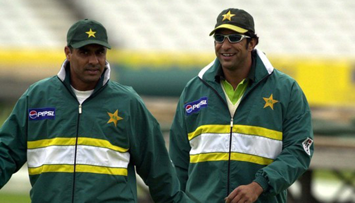Multan Sultans reunite Wasim, Waqar for PSL