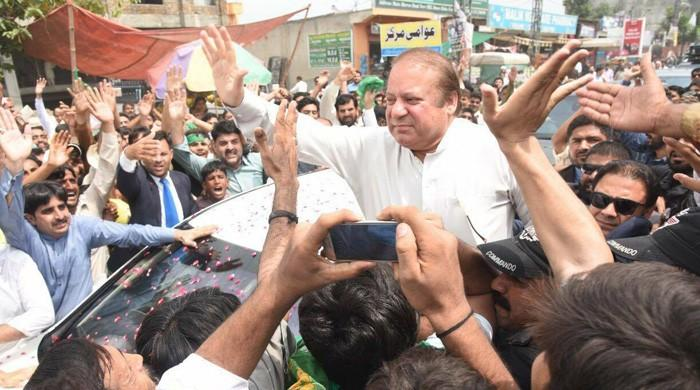 Have a lot to say, but will stay silent for now: Nawaz Sharif