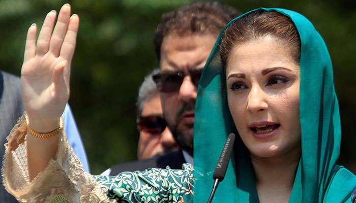 Sharif Rallies Crowds En Route to Lahore