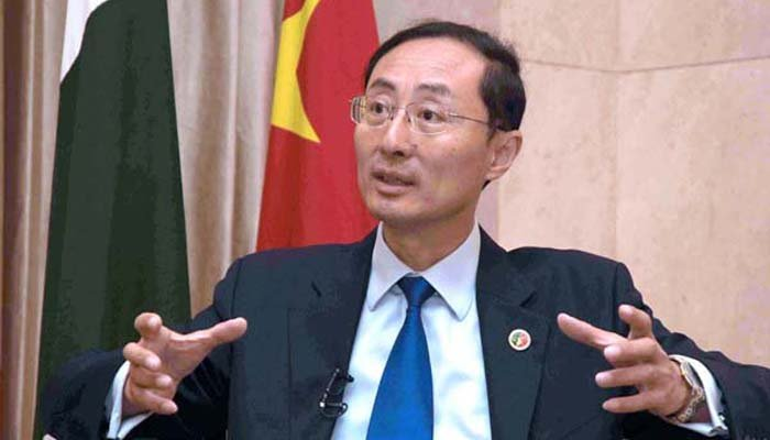 Chinese envoy says CPEC's early harvest projects come to fruition