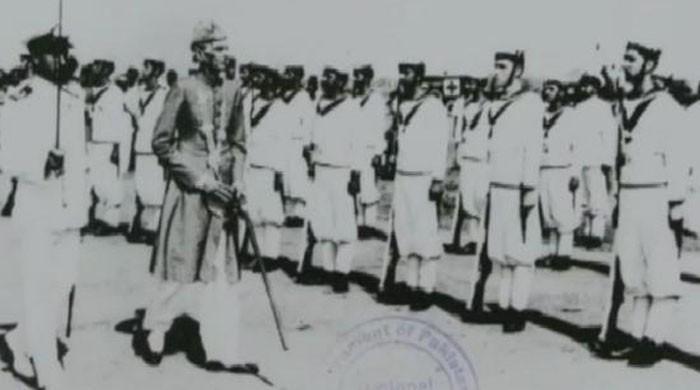 Rare photos and documents of Quaid-e-Azam Mohammad Ali Jinnah