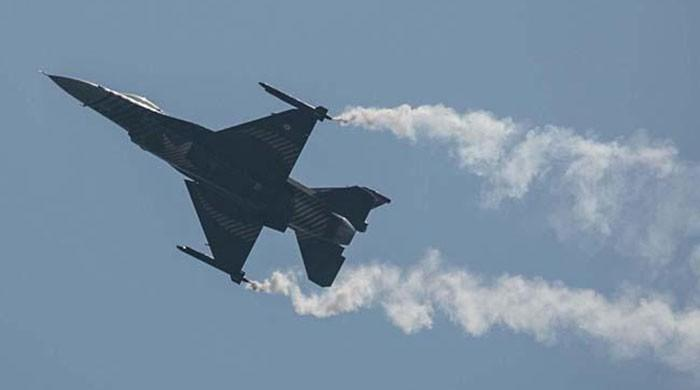 Air show marks Independence Day celebrations in Islamabad, Karachi