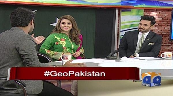 Geo Pakistan 14-August-2017