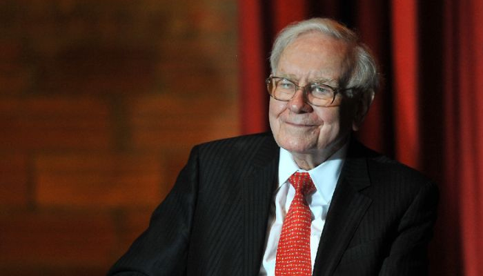 Berkshire Hathaway Inc. (BRK.B) Stock Rating Upgraded by Vetr Inc