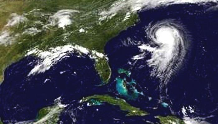Hurricane Gert now second of 2017 hurricane season
