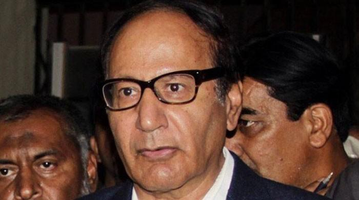 Ch Shujaat arrives in Karachi; aims to unite Muslim League factions