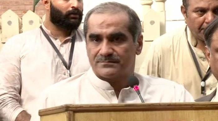 Change in Pakistan will only come through vote, says Saad Rafique