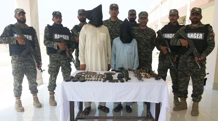 Seven terrorists arrested in Punjab search operations: ISPR