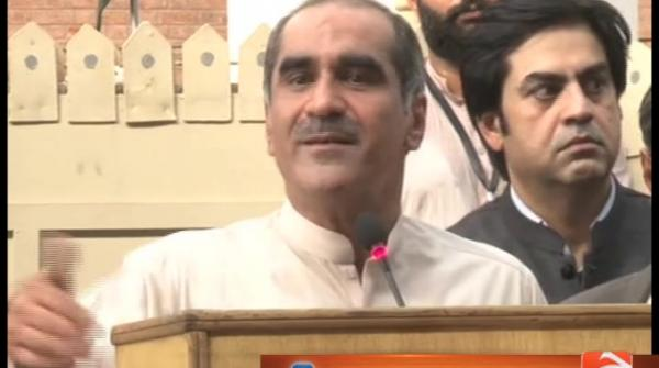 Change in Pakistan will only come through vote, says Saad Rafique 16-August-2017