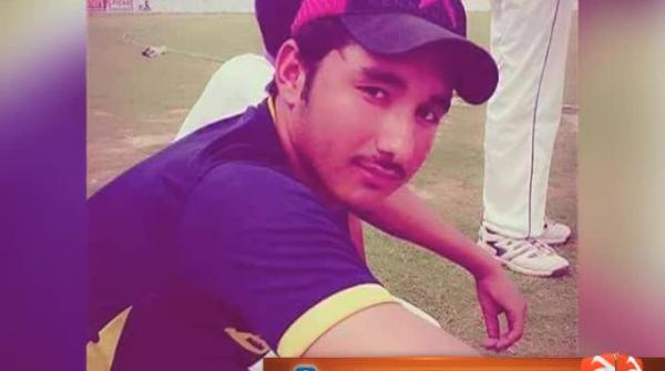 Club cricketer in Mardan dies after being struck by bouncer 16-August-2017