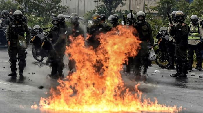 Clashes at Venezuelan Prison Kill 37 Inmates, Wound 4