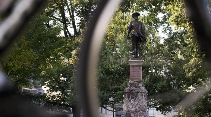 Confederate monuments removed in Baltimore, other cities