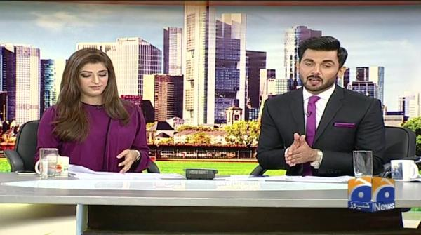 جیوپاکستان - 17 اگست 2017ء