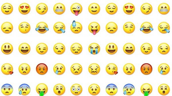 Smiley emoji in work emails imply incompetence