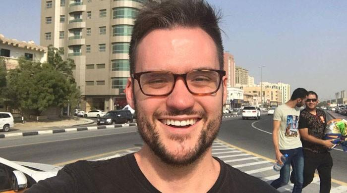 Biryani-loving American comedian Jeremy McLellan takes away fond memories of Pakistan