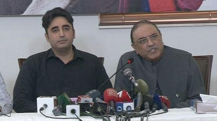 Never supported Nawaz, we saved democracy: Asif Zardari