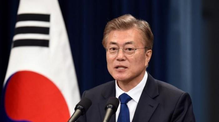 South Korea's Moon: There will be no war on Korean peninsula
