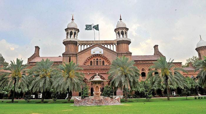 LHC dismisses contempt of court petition against Nawaz