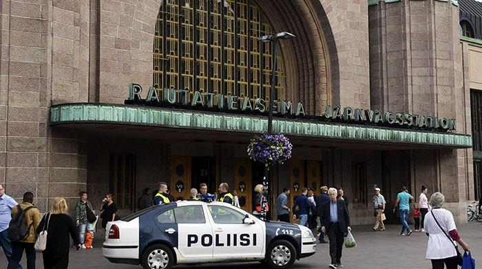 Two dead, six injured in Finland stabbing spree
