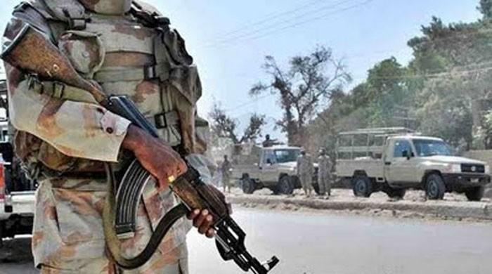 BLA commander, 22 militants surrender in Quetta: ISPR
