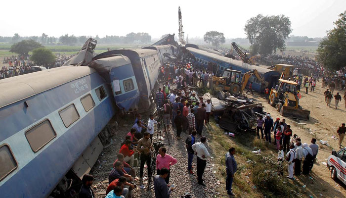 Derailment in Northern India Kills at Least 23