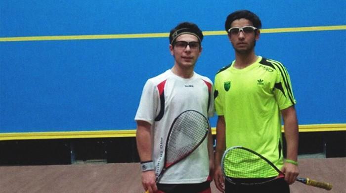 Pakistan's Mansoor Zaman reaches Asian Junior Squash Championship final