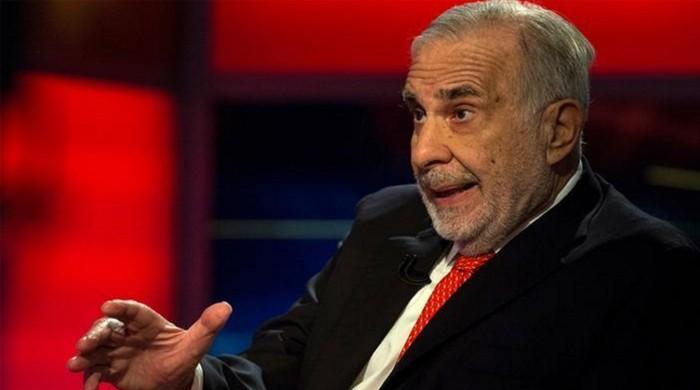 Investor Carl Icahn steps down as adviser to President Trump