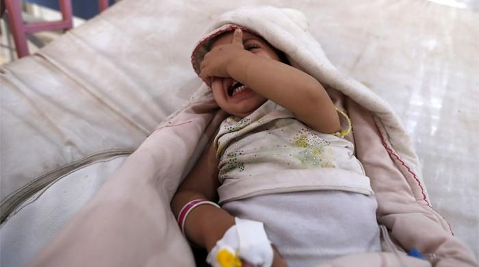 Saudi-led coalition to blame for 'worst cholera outbreak' in Yemen: researchers