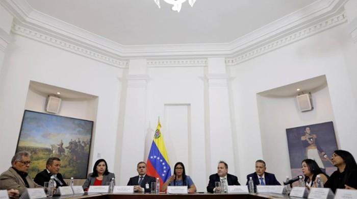 Venezuela's constituent assembly assumes power to legislate