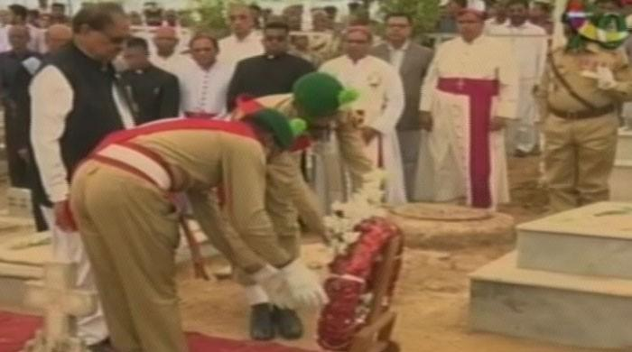 Dr Ruth Pfau laid to rest with full state honours in Karachi