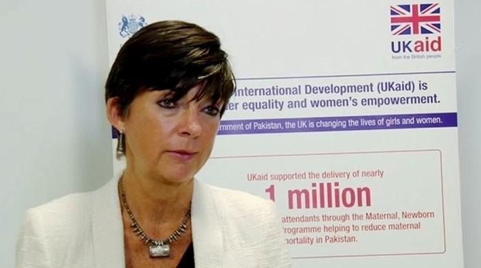 Pakistan's population growth is a ticking time bomb: Joanna Reid