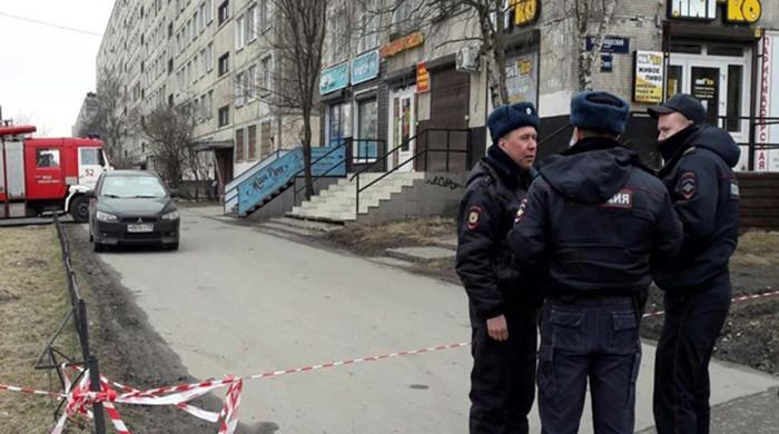 Several wounded in Russian knife attack, attacker shot dead