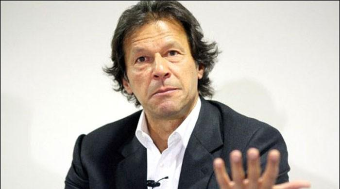 ECP issues show cause notice to Imran Khan