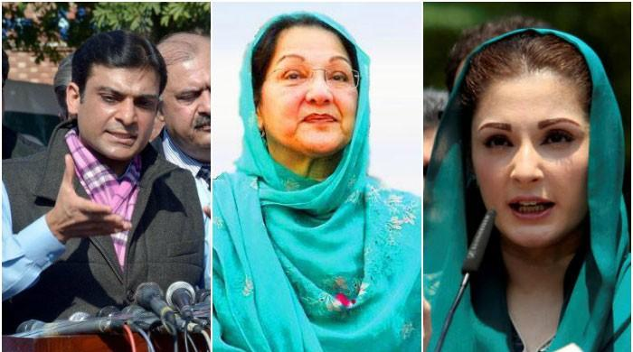 NA-120 by-polls: PML-N rubbishes reports of rifts in Sharif family